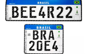 Placas Mercosul: quais veículos precisam aderir o novo padrão?