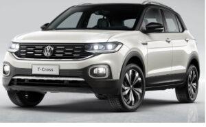SUV T-Cross ultrapassa o Onix e se torna o carro mais vendido em julho