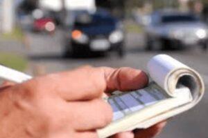 Multas no trânsito: evite infrações nas vias com dicas importantes
