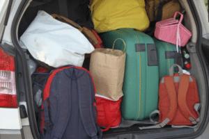 Férias: excesso de bagagem no veículo pode causar multa?