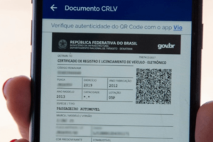 CRLV Digital já está valendo no Brasil para todos os veículos