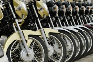 Aumento na produção de motos faz chegar ao melhor índice desde 2015