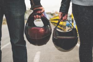 Capacetes de moto: quais são aceitos e quais são proibidos?